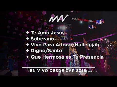 5 Canciones de Adoración - En Vivo CAP 2016 | New Wine