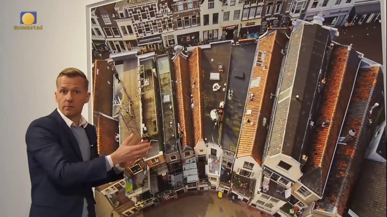 2017 week 46 - Fototentoonstelling Gouda van 1562 tot 2017 in Museum Gouda