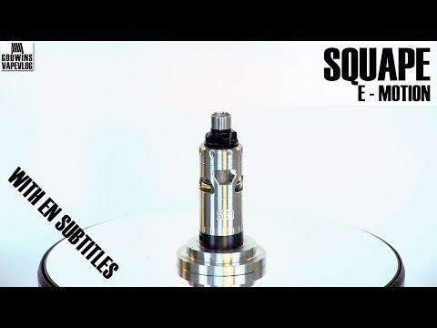 DIY Atomizer - Squape E[motion] - Emotion - Recenze (CZ)