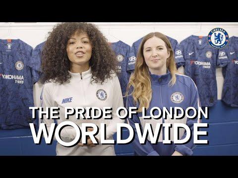 #PrideOfLondonWorldwide   Women's World Cup   Ep. 1