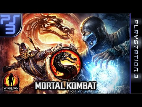 Longplay Of Mortal Kombat