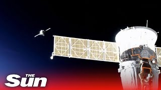 spacex-dragon-released-space-station-live