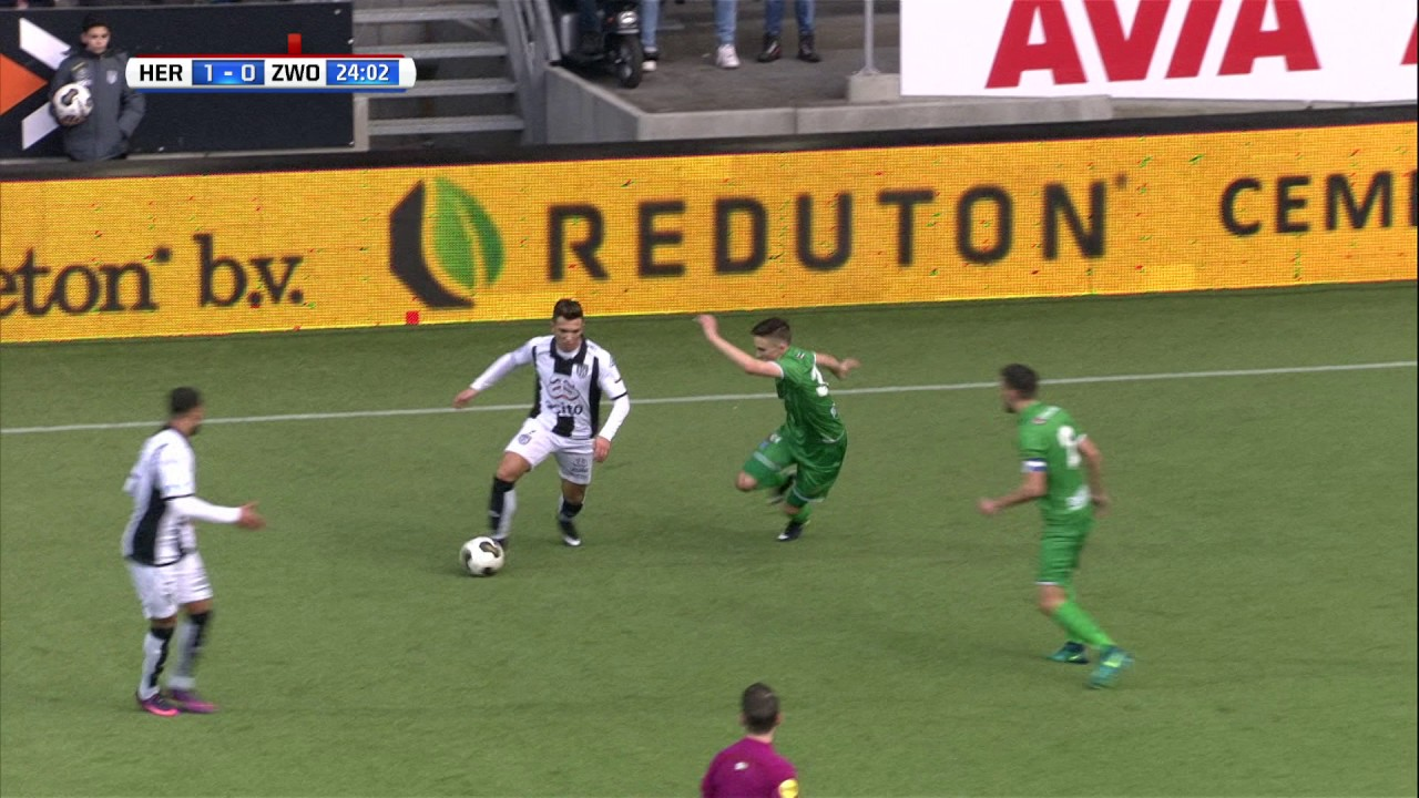 Heracles Almelo - PEC Zwolle 3-0 | 18-12-2016 | Samenvatting