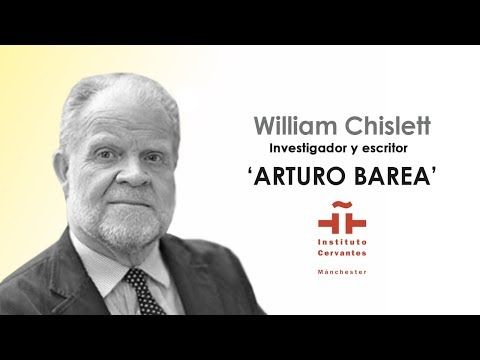 Hispanglia: 'Arturo Barea' entrevista a William Chislett
