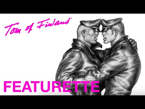 Tom of Finland - nearly became Tom of London
