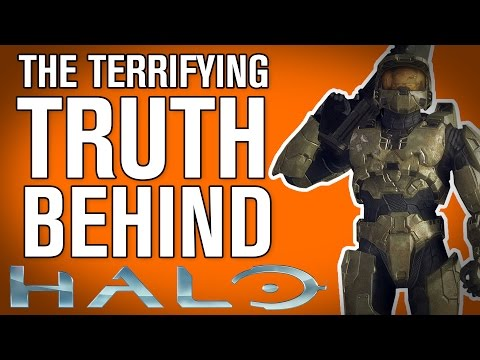 The SCIENCE! Behind Halo Rings