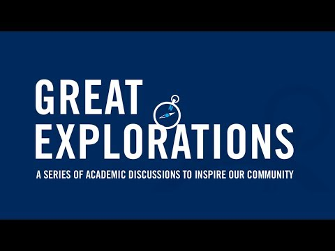 Great Explorations at UTSC with guest speaker Grace Skogstad