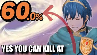 You Need To Master Marth Tipper Dancing Blade ! It's Now Or Never [ Super Smash Bros Ultimate ]