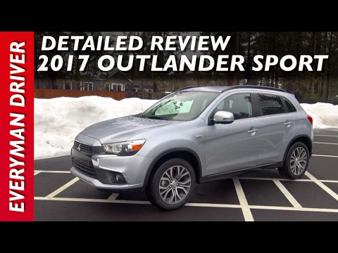 Here S The 2017 Mitsubishi Outlander Sport On Everyman Driver
