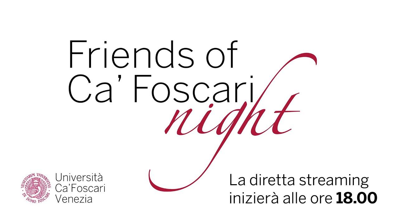 Friends of Ca' Foscari night