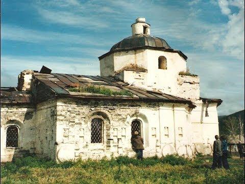 От монгольского дворца к Церкви Рождения Пресвятой Богородицы_ru