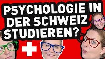 Psychologie in der Schweiz studieren ✶ Studienberatung2go!
