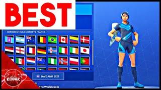 The BEST Soccer Skin Combos! (Dope af)