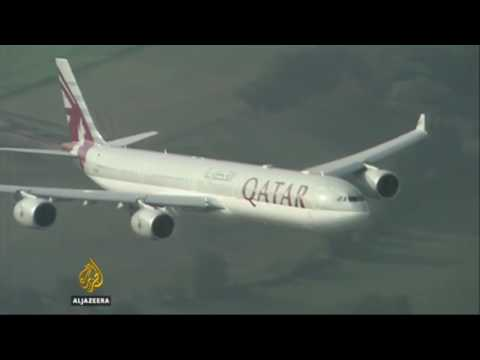 Business News: Qatar Airways seeks 10 percent of AA Airline stake regardless of Arab world issues