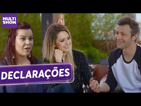 Sandy E Lucas Lima Se DECLARAM E é Pura Emoção! 😍 | ESQUENTA Vai, Fernandinha | Humor Multishow