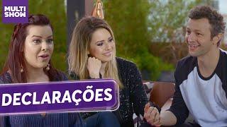 Sandy e Lucas Lima se DECLARAM e é pura emoção! 😍 | ESQUENTA Vai, Fernandinha |