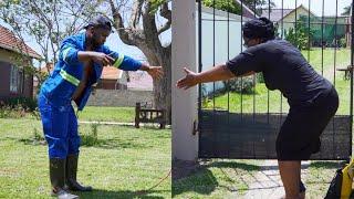 Download Leon Gumede Comedy - John Vuli Gate Challenge
