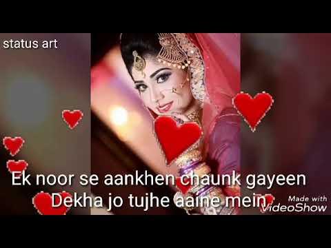 Udit Narayan & Alka Yagnik Aa dhoop maloon main..tere haathon mein Aa sajda karoon main..tere haatho
