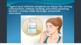 yeast infection under breast area