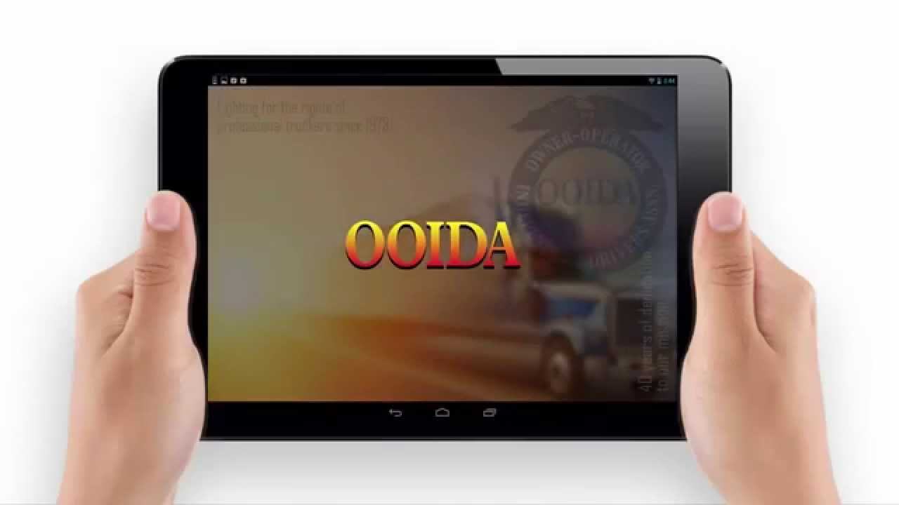 Ooida2290 App | Free iOS and Android App | Express Truck tax
