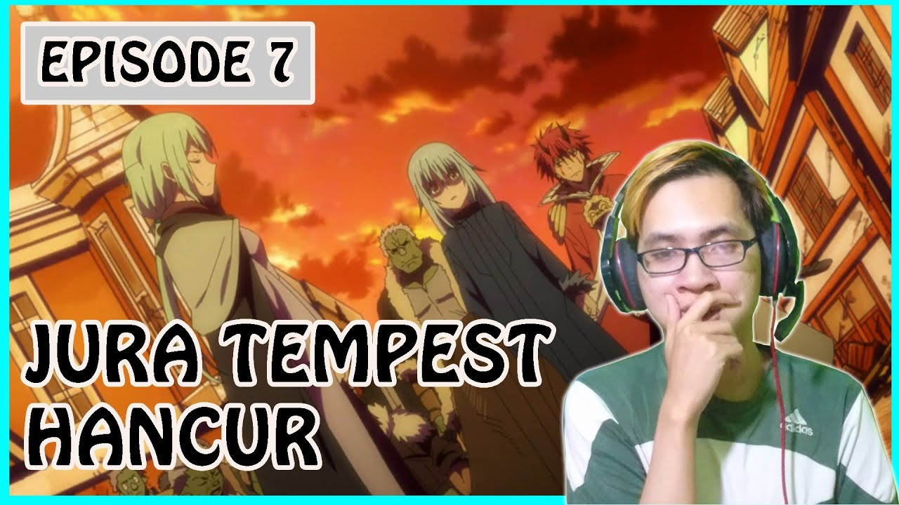Some time later, rimuru pays a visit to gazel in the kingdom of dwargon, unaware that clayman is preparing another scheme against him and his nation. Kekalahan Rimuru Tempest Tensei Shitara Slime Datta Ken Season 2 Episode 7 Reaction Youtube