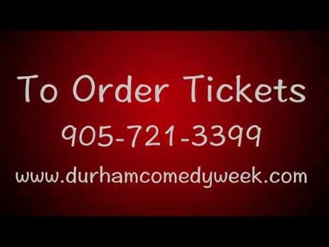 Durham Comedy Week 2016