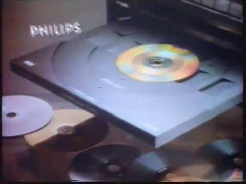 Philips Cd Video Ad 1988
