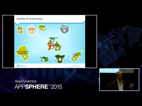 AppSphere 15 - Autonomics: AppDynamics and CapGemini