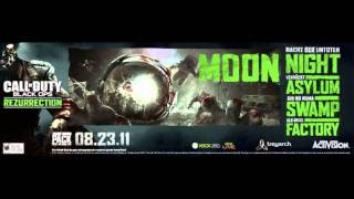 Call of Duty Black Ops Rezurrection map pack 4 MOON ET MAP COD 5 ZOMBIE FR arme-map