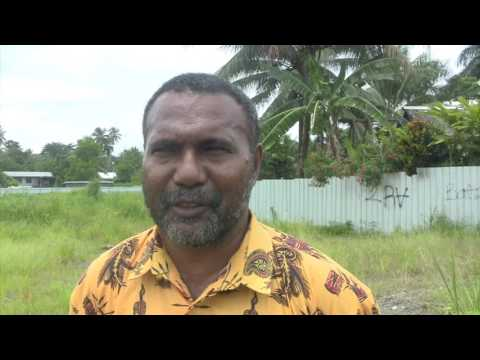 Reformed Mission Lae PNG 2017