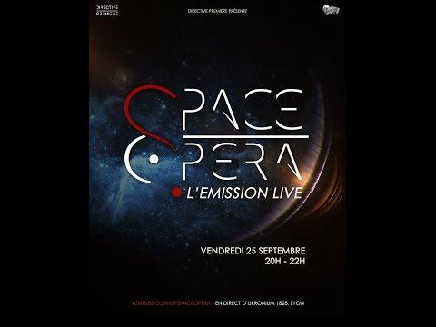 Autour de Star Trek - Live Space Opera #01