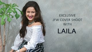 Suriya is my favourite co-star says Actress Laila | JFW photoshoot| May'19 Edition