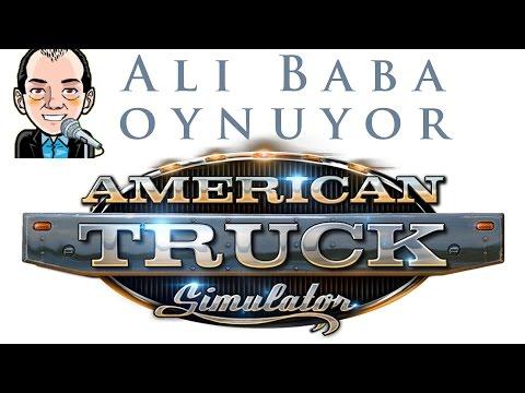 American Truck Simulator #1 ve Stardew Valley #4 CANLI YAYIN