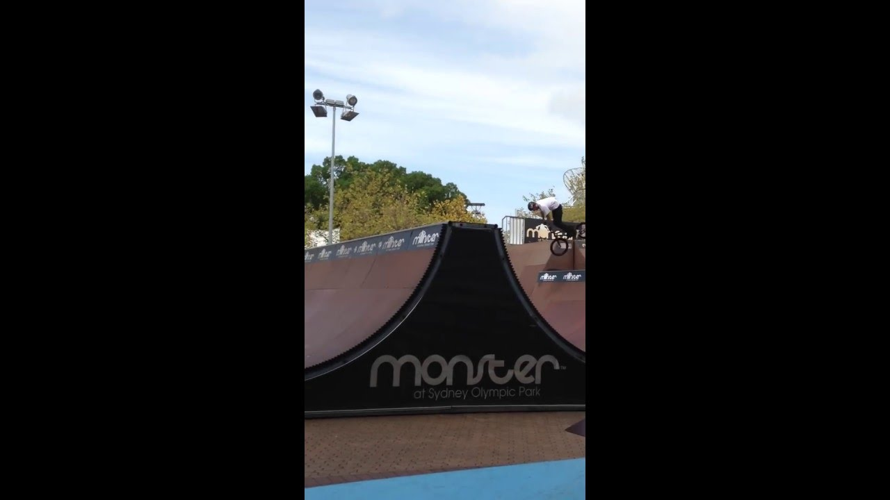 Monster Bmx Olimpic Park