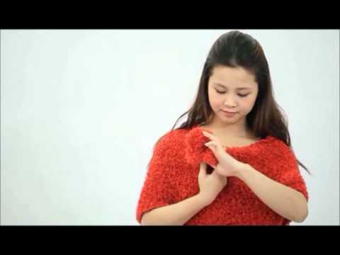 Cách quàng khăn ống đa năng - Có trên 50 kiểu choàng khác nhau