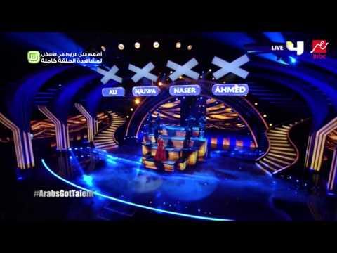 Arabs Got Talent -ياسمينا- عرض النهائيات