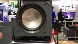 CEDIA 2017: Polk Audio Feature…