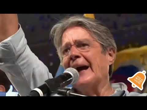 Bolsonaro Vai A Posse Do Presidente Do EQUADOR 24/05/2021             olhocerto