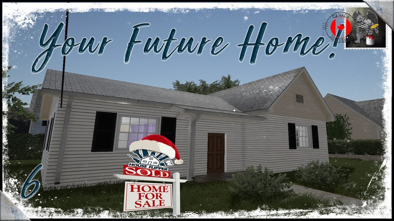 House flipper beta oh baby ep 6 youtube for Become a house flipper
