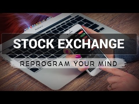 Positive Affirmations for Stock Exchange - Law of attraction - Hypnosis - Subliminal