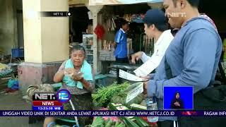 KPU Adakan Sosialisasi di Pasar Tradisional Mencegah Golput   NET12