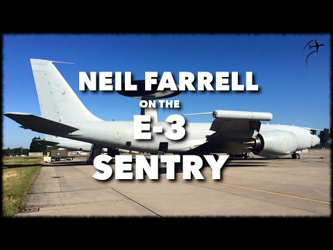 Interview with Neil Farrell on the E-3 Sentry