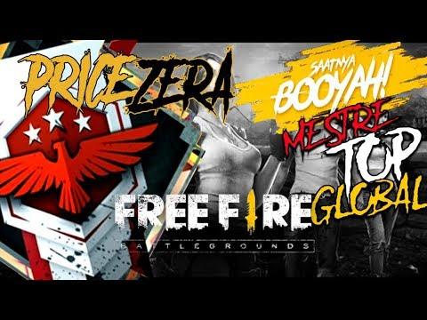 FREE FIRE - DICAS DE UM TOP GLOBAL #MESTRE FT HUNTER #3