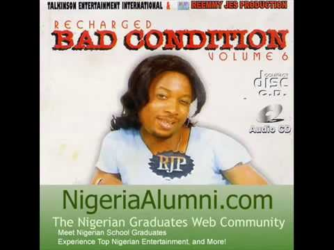 Download Uche Ogbuagu - Bad Condition (Recharge Card)