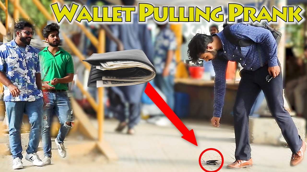 Wallet Pulling Prank ( Part 3 ) | Dumb Pranks 2020