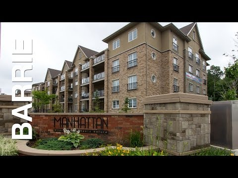 Barrie Condo For Sale | Real Estate | Barrie Video Tours 1399