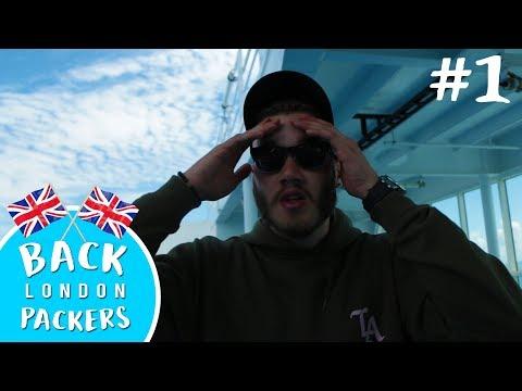 BackPackers 2017: Aflevering #1 | London