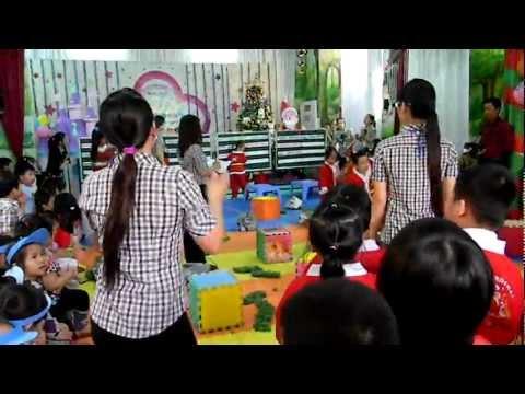 Hội thi: BÉ THÔNG MINH NHANH TRÍ 2012-2013