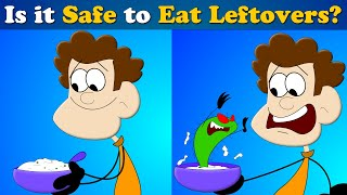 Is it Safe to Eat Leftovers? | #aumsum