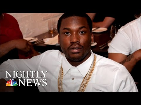 Meek Mill Speaks Out Following Release From Prison | NBC Nightly News